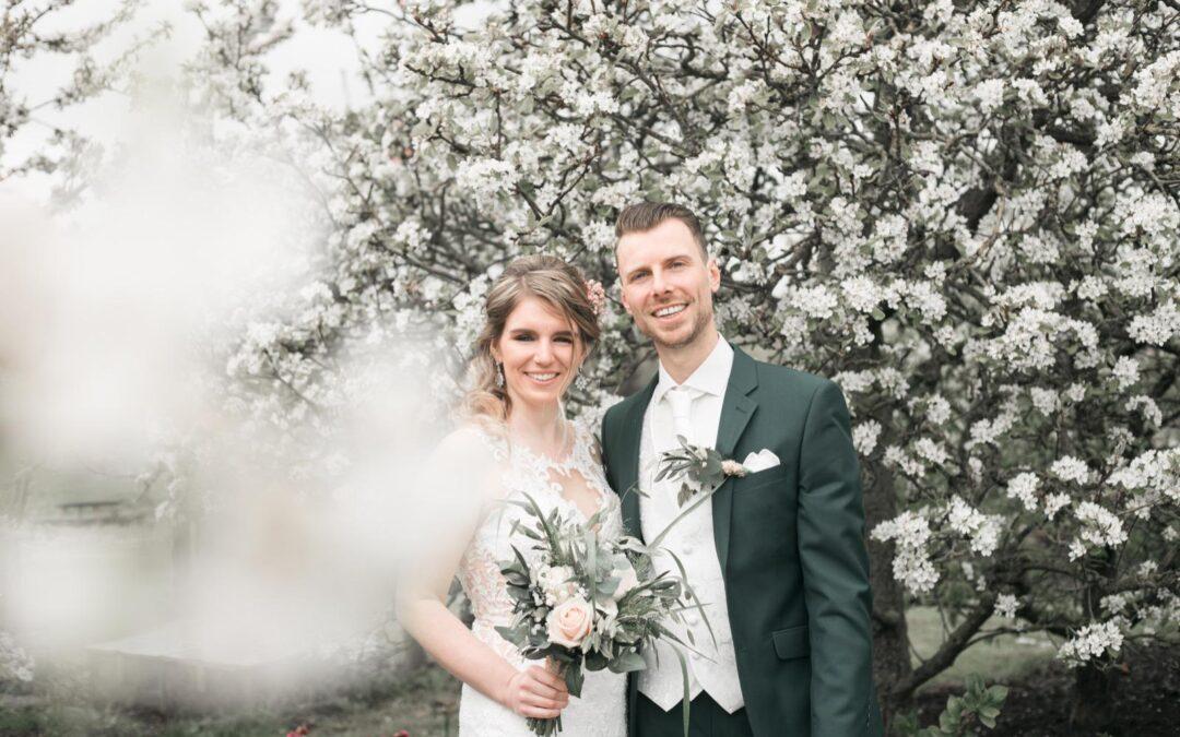 Pascal en Elise stappen in het huwelijksbootje